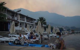 In Turchia diversi turisti sono stati evacuati