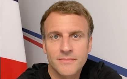 Francia, Macron su Instagram per rispondere a 'fake news' sui vaccini