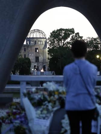Le commemorazioni a Hiroshima per i 76 anni dal lancio della bomba atomica