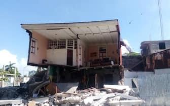 I danni del terremoto a Haiti