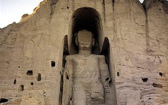 afghanistan- buddha bamyan