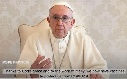 Vaccini anti Covid, papa Francesco ha ricevuto la terza dose