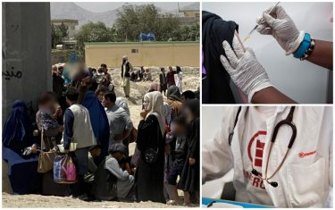 Situazione pandemia Covid in Afghanistan