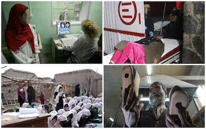 Afghanistan, dramma profughi: la mappa delle Ong presenti nel Paese