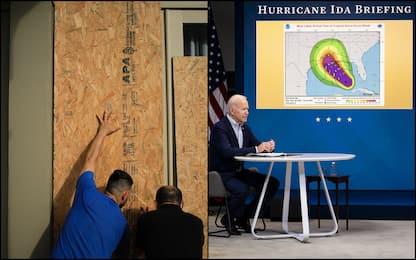 Usa, l'uragano Ida sale a categoria 4 e spaventa New Orleans