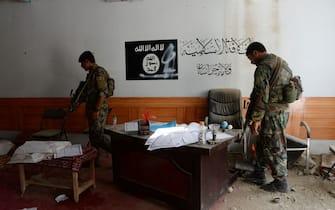 Operazione contro l'Isis delle forze afghane nella provincia di Nangarhar