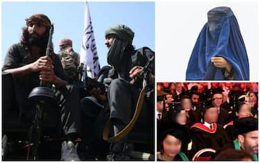 Stretta dei talebani in Afghanistan