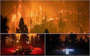 Incendio devasta la California