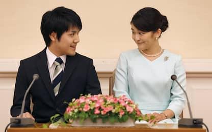 Giappone, la principessa Mako pronta a rinunciare a compenso governo