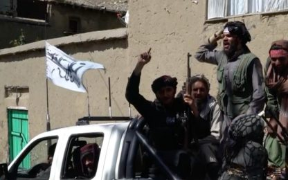 Afghanistan,i talebani torneranno ad esecuzioni e amputazioni