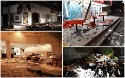 Terremoto in Messico, scossa di magnitudo 7: almeno un morto. FOTO