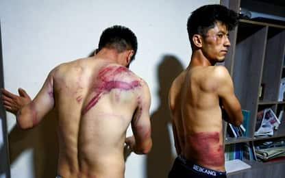 Afghanistan, giornalisti picchiati per aver documentato protesta