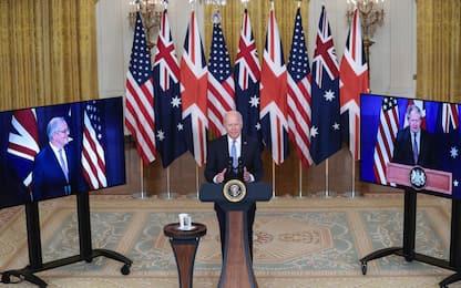 Usa, Gb e Australia lanciano partnership indo-pacifica
