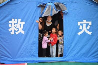 Terremoto in Cina, scossa di magnitudo 6.0 nel Sichuan: almeno 3 morti