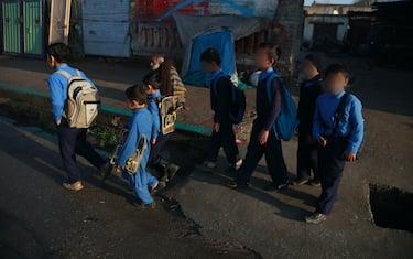 afghanistan scuola ansa