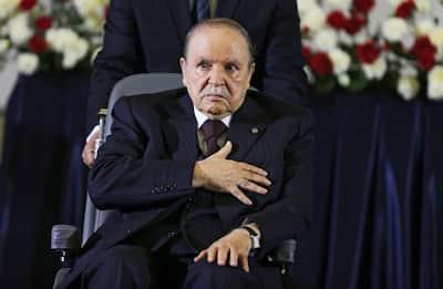 Algeria, è morto l'ex presidente Abdelaziz Bouteflika