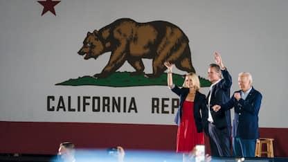 Usa Weekly News: Newsom ok in California, Biden contro climate change