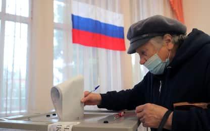 Elezioni in Russia, vince partito di Putin. Timori su brogli