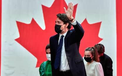 Elezioni Canada, Trudeau confermato ma senza maggioranza