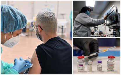 Covid, in Regno Unito l'84% ricoverati in ospedale non è vaccinato