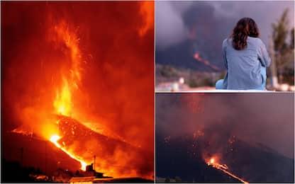 Eruzione alle Canarie, aumenta attività del vulcano: nuove evacuazioni