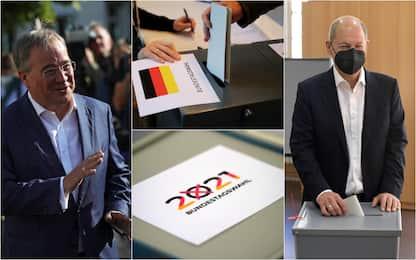 Elezioni Germania, urne chiuse. Exit poll: testa a testa tra Spd e Cdu