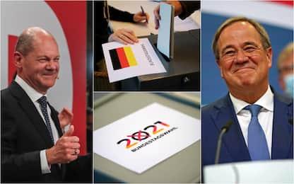 Elezioni Germania, urne chiuse. Proiezioni: testa a testa Spd-Cdu