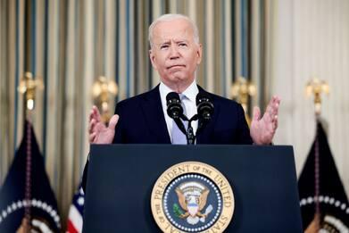 """Biden: """"Difenderemo Taiwan in caso di attacco da parte della Cina"""""""