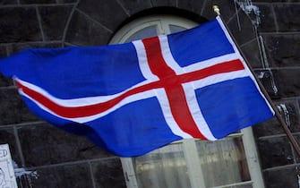 La bandiera dell'Islanda