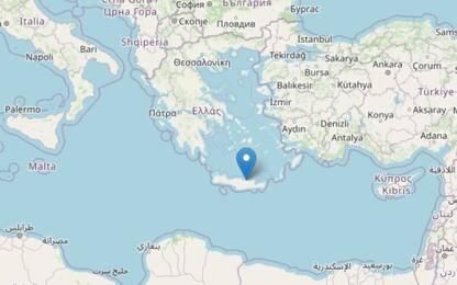 Grecia, terremoto di magnitudo 6.1 a Creta, un morto e alcuni feriti