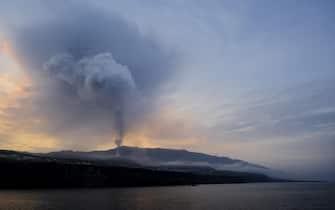 Vulcano a La Palma, Canarie