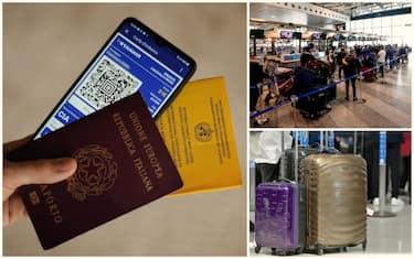 Green pass e documenti per viaggiare questo autunno