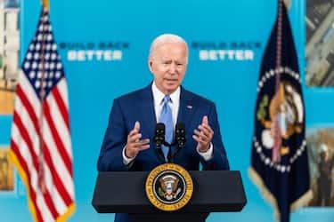 Biden Build Back Better