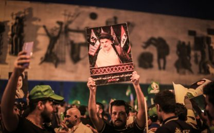"""Elezioni in Iraq, vince lo sciita Al Sadr: """"Basta corruzione"""""""