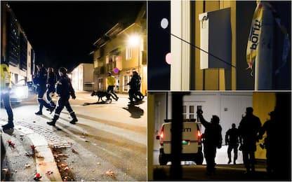 Norvegia, uomo armato di arco e frecce fa strage a Kongsberg