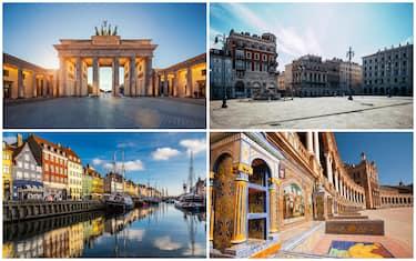 Città più belle a piedi