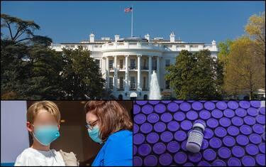 Vaccino Covid Usa bambini