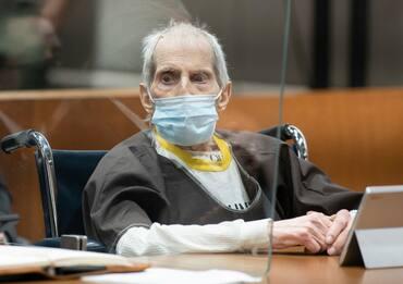 Il magnate Usa Robert Durst condannato all'ergastolo per omicidio