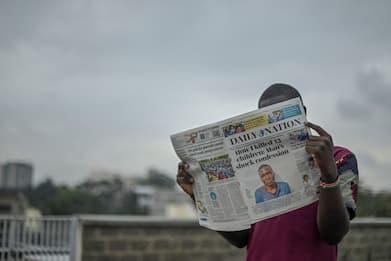 "Kenya, linciato dalla folla il serial killer ""vampiro"""