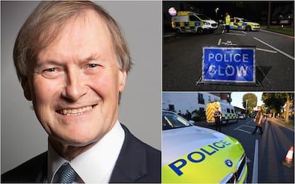 Gb: omicidio deputato David Amess, la polizia indaga per terrorismo