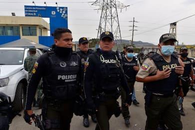 Ecuador, proclamato lo stato d'emergenza contro le violenze per droga