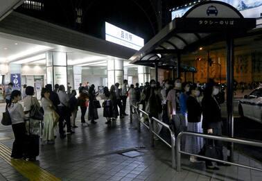 Giappone, terremoto di magnitudo 5.3 nella zona Nord Est del Paese