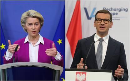 Sale tensione Polonia-Ue, Morawiecki: ci difenderemo con tutte le armi