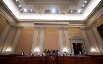 Usa, assalto al Campidoglio: Bannon accusato di oltraggio a Congresso