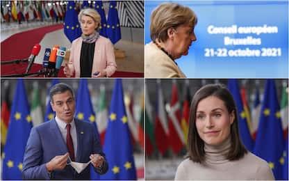Bruxelles, al via i lavori del Consiglio europeo: i temi sul tavolo