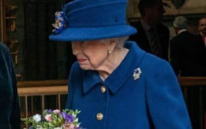 Uk, la regina ha trascorso la notte tra 20 e 21 ottobre in ospedale