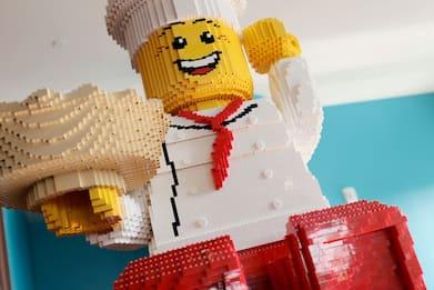 Cina, il Legoland Sichuan Resort aprirà nel 2023