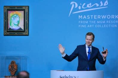 11 capolavori di Pablo Picasso venduti per 110 milioni di dollari