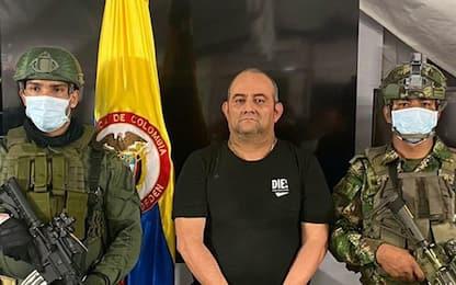 Colombia, narcotrafficante Otoniel sarà estradato negli Usa
