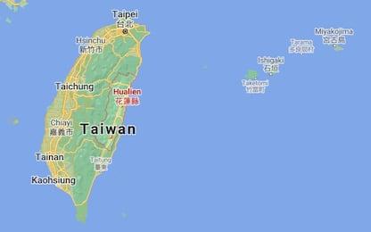 Terremoto di magnitudo 6.5 a Taiwan